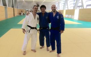Profesores de EDF en Japón