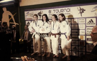 torneo internacional Adidas judo 2017