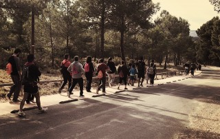 Caminata Xorret De Catí 2017