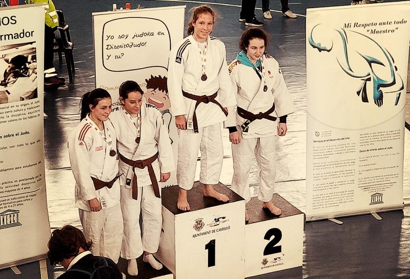 Melany Beausse se proclama Campeona en Castelló